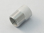 Screw for special tubes
